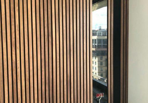 Реечные панели в Спб | Lumber Jack Spb
